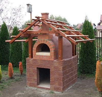 Budowa pieca chlebowego z wędzarnią